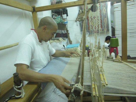 Bennouna Faissal Traditional Weaving