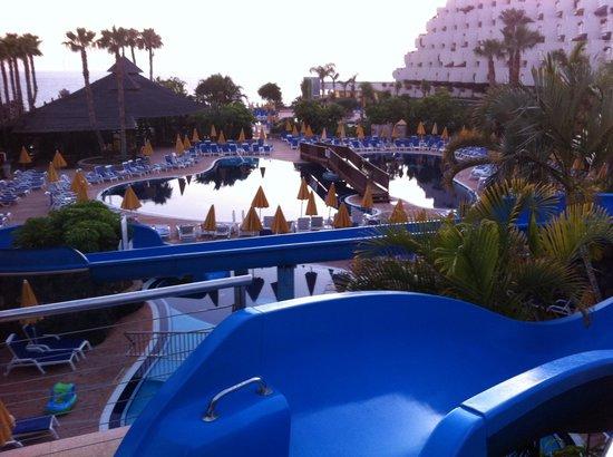 Be Live Experience Playa La Arena: Temp de l'eau le 6 mai 28 degrés