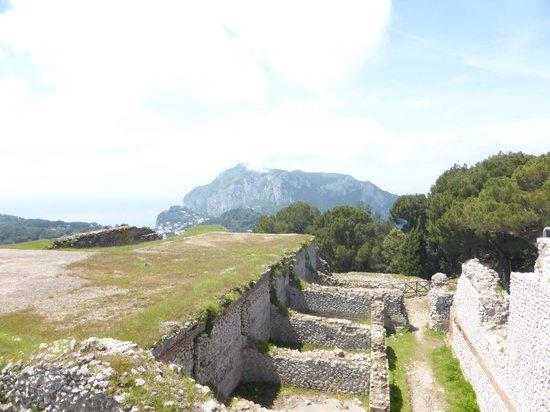 Villa Jovis : Ruins 1
