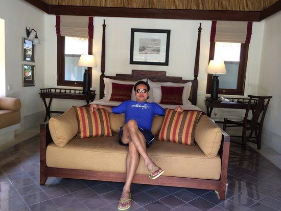 Sudamala Suites & Villas Senggigi : Good Villa