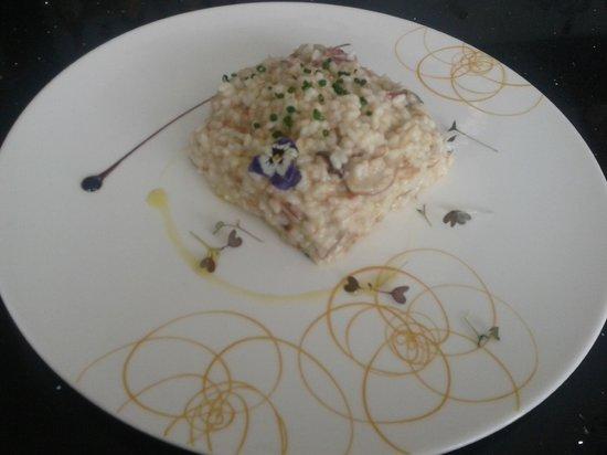 Restaurante Caviar : Risotto