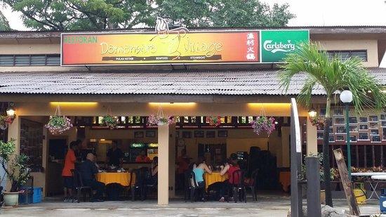 Restoran Damansara Village
