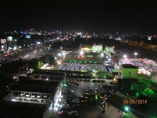 Mediterra at Sayaji Hotel : City view