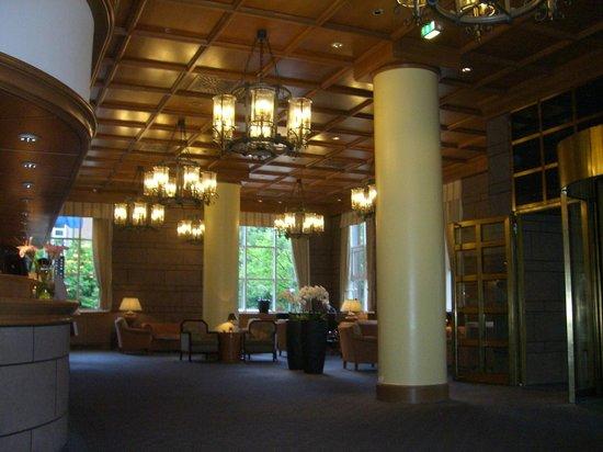 Pullman Fontana Stuttgart: Hotel Reception