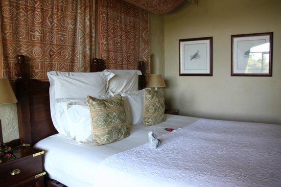 Chobe Game Lodge : Bedroom