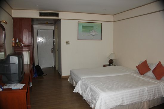 Coconut Village Resort : Номер