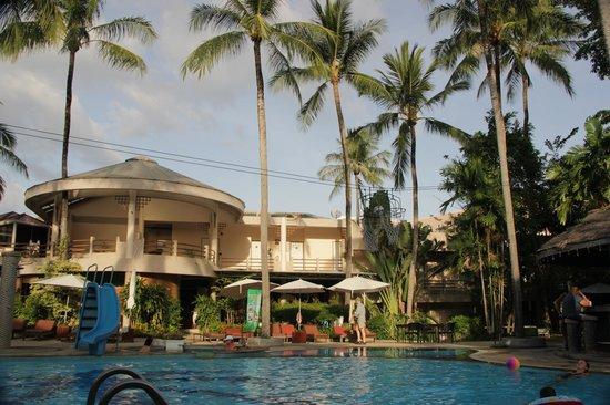 Coconut Village Resort : Бассейн отеля