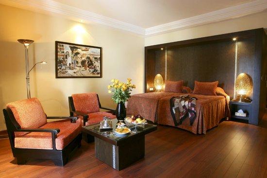 Le Dawliz Hotel & Spa : Chambre