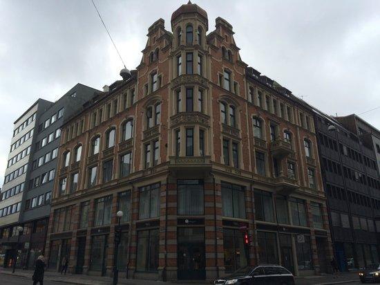 Saga Poshtel Oslo Central: Außenansicht
