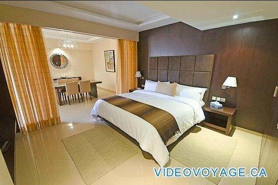 Le Dawliz Hotel & Spa : Suite supérieure