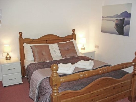 Underhill Guest House: Double room