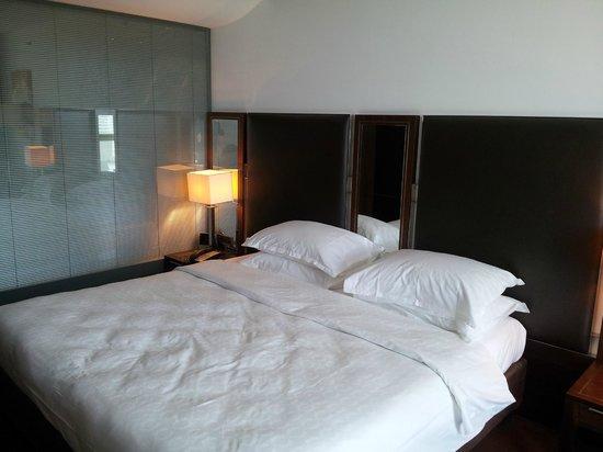 Sheraton Porto Hotel & Spa: Chambre