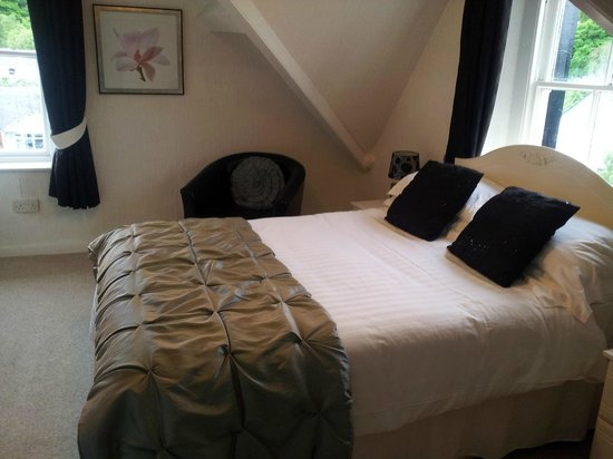 The Anchorage Guest House: Double room