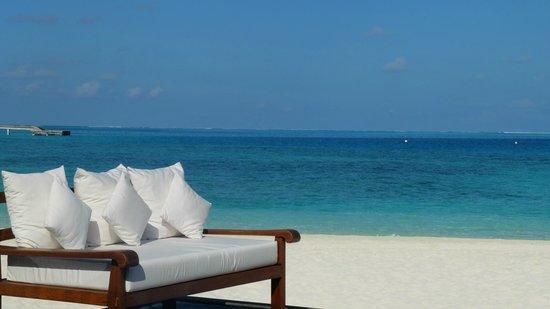 Diamonds Thudufushi : panorama