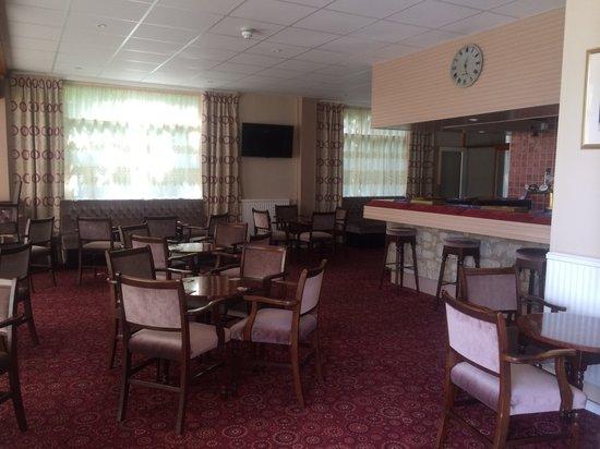Auckland Hotel: bar lounge