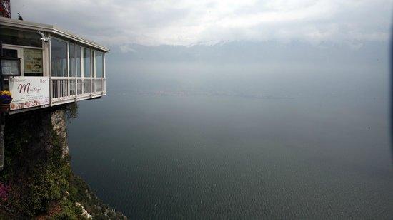 Tremosine, Italien: Il terrazzo panoramico