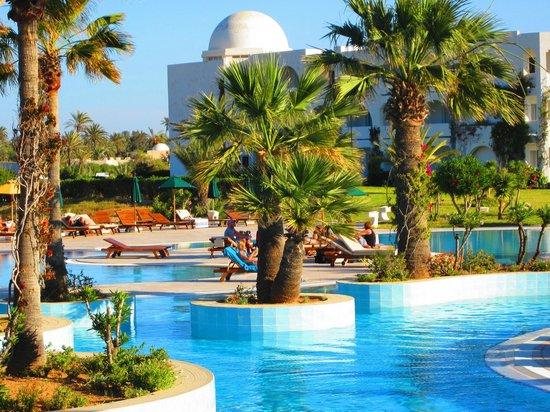 Djerba Plaza Hotel & Spa : piscina