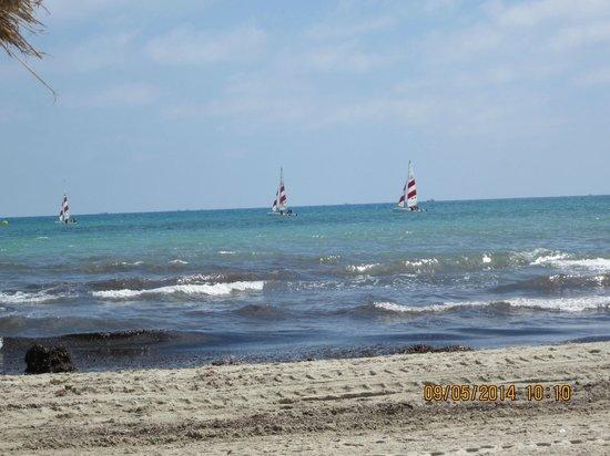 Djerba Plaza Hotel & Spa : praia