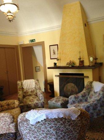 Villa Trigona: accesso alle camere