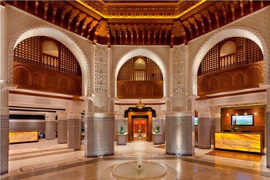 Palmeraie Palace: Lobby