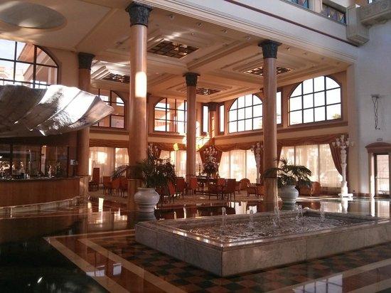 Iberostar Anthelia: Hotel lobby
