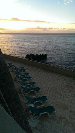 Madeira Regency Cliff: Relaxing Zone