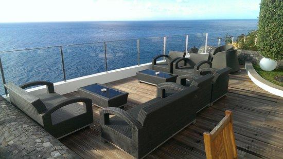 Madeira Regency Cliff : Terrasse