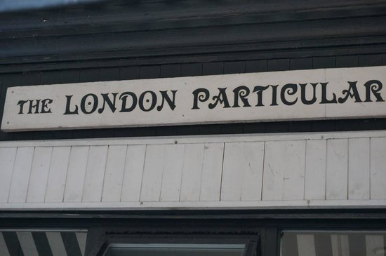 Photo of Cafe The London Particular at 399 New Cross Road, London SE14 6LA, United Kingdom