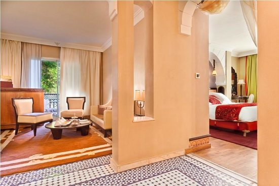 Palmeraie Palace: Suite