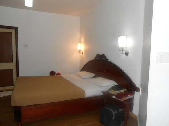 Sagar Holiday Resorts: Bed Room