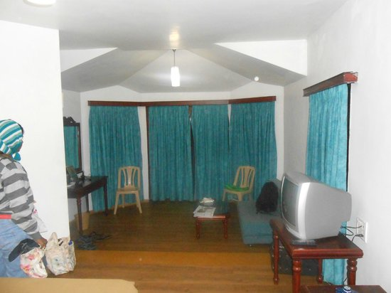 Sagar Holiday Resorts: Living Room