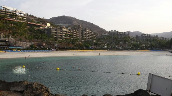 Patalavaca, Spain: Playa de Anfi
