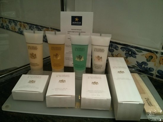 Iberostar Anthelia: Toiletries