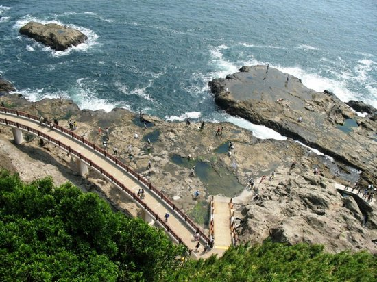 Enoshima Island : The Points