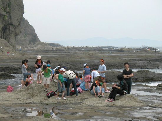 Enoshima Island : The Points