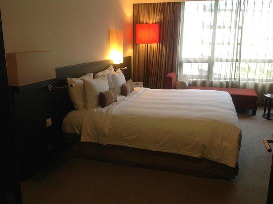 G Hotel Gurney : bedroom