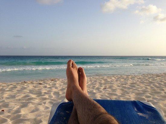 Infinity on the Beach: Beach On The Doorstep