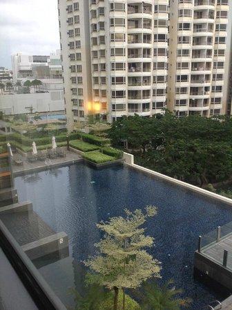 G Hotel Gurney: View