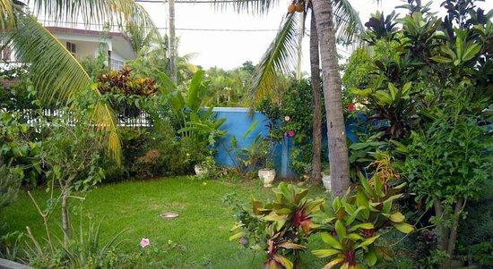 Mauritius Heaven Bungalows: Garden