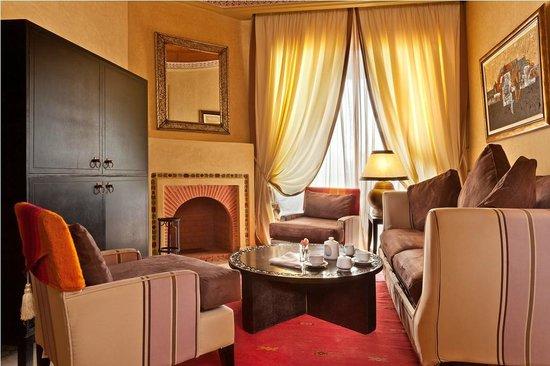 Palmeraie Village Residence: Salon appartement