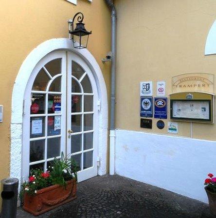 Ringhotel Altes Pfarrhaus Beaumarais : Eingang / Entree