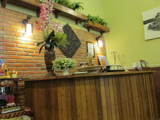 Lemongrass Garden Beauty & Massage: Интерьер