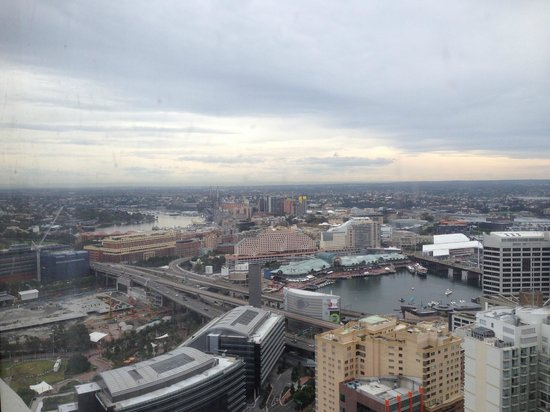 Meriton Serviced Apartments Kent Street: Our Excellent View