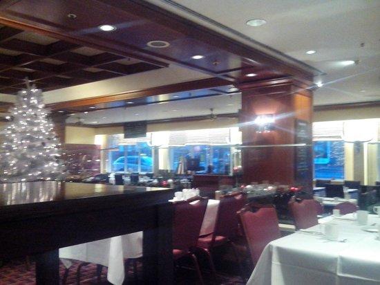Lindner Hotel Dom Residence : Ресторан