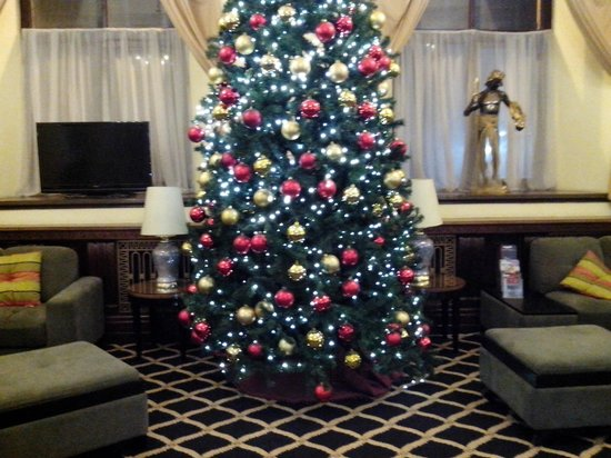 Lindner Hotel Dom Residence : Рождество
