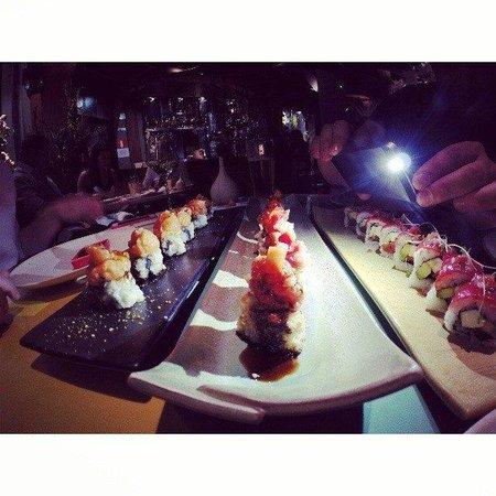 Ikibana Restaurant & Lounge Born : Sushi fotogénico!
