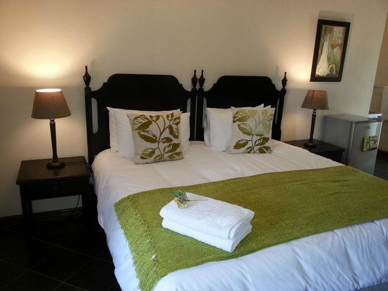 Glen Marion Guest House: Rooms can be configured to be King bed or two single beds