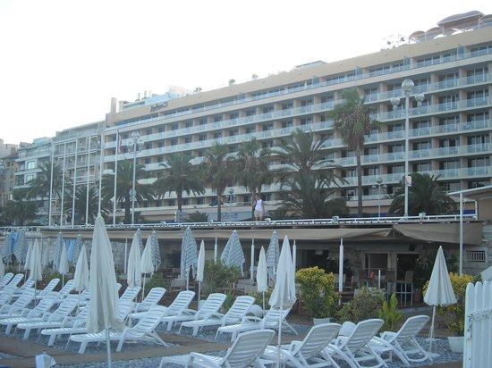 Radisson Blu Hotel, Nice: hotel
