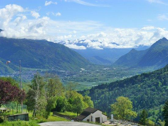 Sport&Wellness Hotel Cristallo: vista panoramica