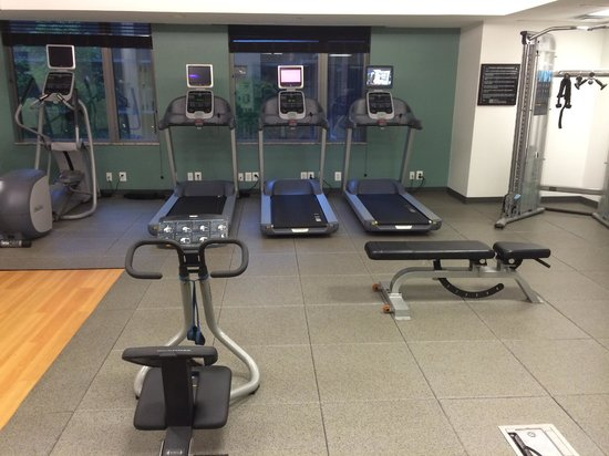 Hilton Garden Inn Washington DC/US Capitol : Gym